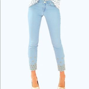 Lilly Pulitzer South Ocean Skinny Jean